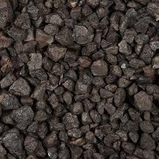 Volcanic Rock Garden Pavestone 0 5 Cu Ft Black Volcanic Rock 54779 The Home Depot