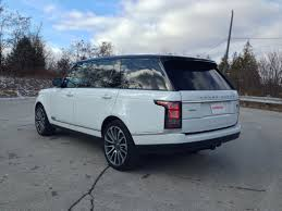 range rover land rover 2015 2015 range rover long wheelbase autobiography review autoguide