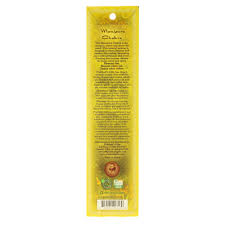 solar plexus location manipura incense sticks power and self confidence wholesale