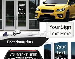 boat lettering etsy