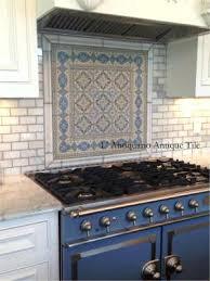 kitchen backsplash metal medallions tile medallions for backsplash traditional kitchen with metal mosaic