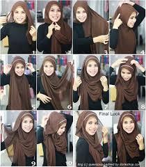 tutorial hijab pashmina untuk anak sekolah 30 tutorial hijab pashmina simple untuk sehari hari kuliah kantor