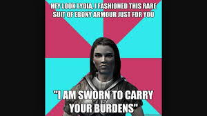 Funny Skyrim Memes - memes video games amino