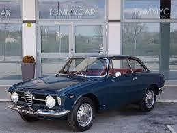 alfa romeo giulia gt junior 1967 89cv prezzo venduta sold