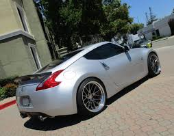 nissan 370z modified black z car blog 370z