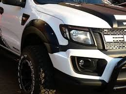ford ranger covers mtba ford ranger t6 front and light covers northern