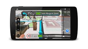Tomtom Maps Tomtom Go Mobile Is Free Premium Satnav For Android But There U0027s A