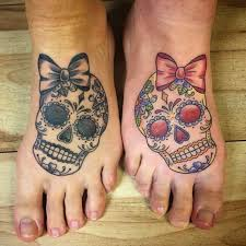 matching sugar skull creativefan