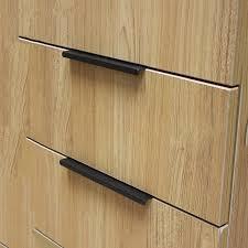kitchen cabinet door knobs black cabinet handles image of black cabinet door handles