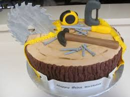 construction cake ideas 80th birthday cake ideas