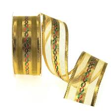 gold metallic ribbon metallic ribbon www partymill