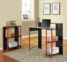 Small Desks For Bedrooms Altra Computer Desk And Bookcase Set