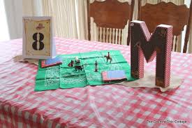 80th Birthday Party Decorations Party Ideas Cowboy Birthday Party Decorations With