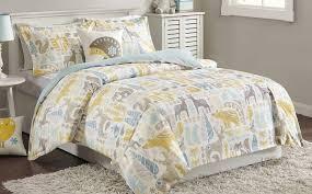 Seashell Duvet Cover Woodland By Ink U0026 Ivy Bedding Beddingsuperstore Com