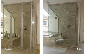 Framed Vs Frameless Shower Door Glass Shower Doors Eagle County Frameless Shower Doors Summit
