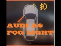 audi a6 fog light bulb how to remove fog light bulb in 2005 2011 audi a6 youtube