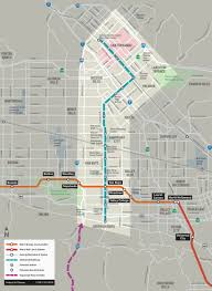 Valley Metro Light Rail Map by Upcoming Public Meetings To Discuss East San Fernando Valley