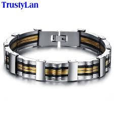 air bracelet aliexpress buy trustylan new fashion gold color jewelry for