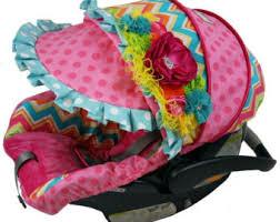 siege auto bebe fille bébé personnalisé siège de voiture couvertures 4 pc ensemble