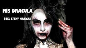 Halloween Makeup Dracula