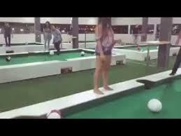 Human Pool Table by Human Billiard Game 8pool Youtube