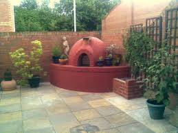brick built wood pizza oven u k masonry contractor talk