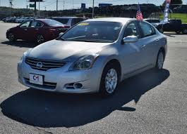 nissan altima 2005 interior parts pre owned 2012 nissan altima 2 5 4dr car in lawrence n1086aa