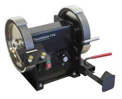 tradesman dc u2013 professional variable speed bench grinder
