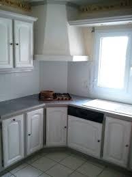 repeindre meuble cuisine chene meuble cuisine chene massif gallery of meuble cuisine haut chene