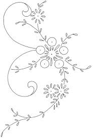 Flower Designs For Drawing Top 25 Best Floral Embroidery Patterns Ideas On Pinterest
