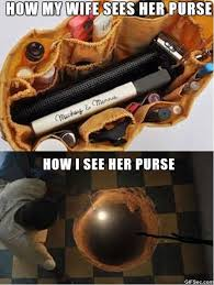 Funny Wife Memes - funny how my wife sees her purse memes viral viral videos