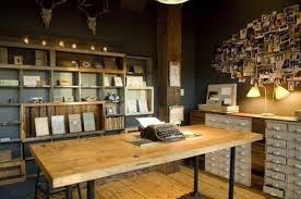 Awesome Rustic Home Office Designs DigsDigs - Home office design images