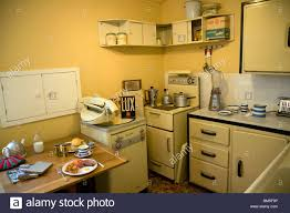 1950s Kitchen Furniture by 1950s Kitchen Museum Of East Anglian Life Stowmarket Suffolk