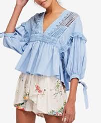 crochet blouses crochet tops shop crochet tops macy s