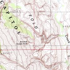 Usgs Quad Maps Print Quality Of Topographic Maps U2013 Reviews