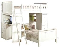 Youth Bunk Beds Storage Bunk Beds Safe Functional White Youth Storage Loft