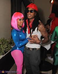 Inappropriate Couples Halloween Costumes 25 Nicki Minaj Halloween Costume Ideas