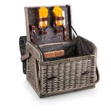 wine picnic baskets picnic time anthology collection kabrio wine and cheese basket
