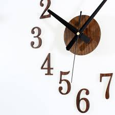reverse wall clock picture more detailed picture about creative