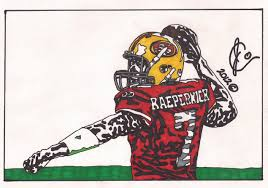 colin kaepernick ink illustration by jcolley79 on deviantart