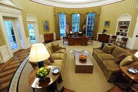 photos of president obama u0027s newly decorated oval office popsugar
