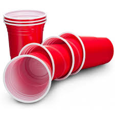 party cups vonshef american party cups 100pk