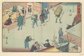 woodblock prints in the ukiyo e style essay heilbrunn timeline