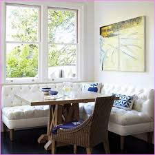 kitchen banquette ideas furniture kitchen banquette seating ideas with two white chairs