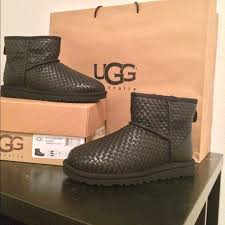 s ugg australia chestnut mini boots 43 ugg boots ugg mini woven from jahkida s closet