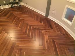 Herringbone Laminate Flooring Uk Engineered Wood Flooring Herringbone 18 4mm X 90mm Walnut