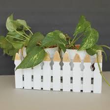 fence planter box diy crafts unleashed
