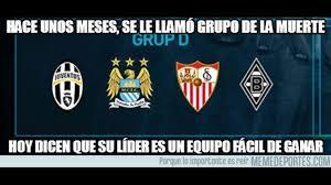 Memes De La Chions League - chions league memes que dej祿 el sorteo de semifinales