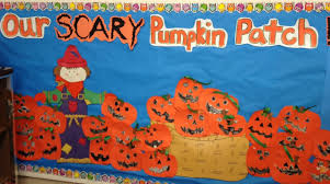 10 chirpy pumpkin bulletin board ideas guide patterns