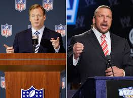 How Much Can Triple H Bench Press Wwe And The Nfl Nfl Com